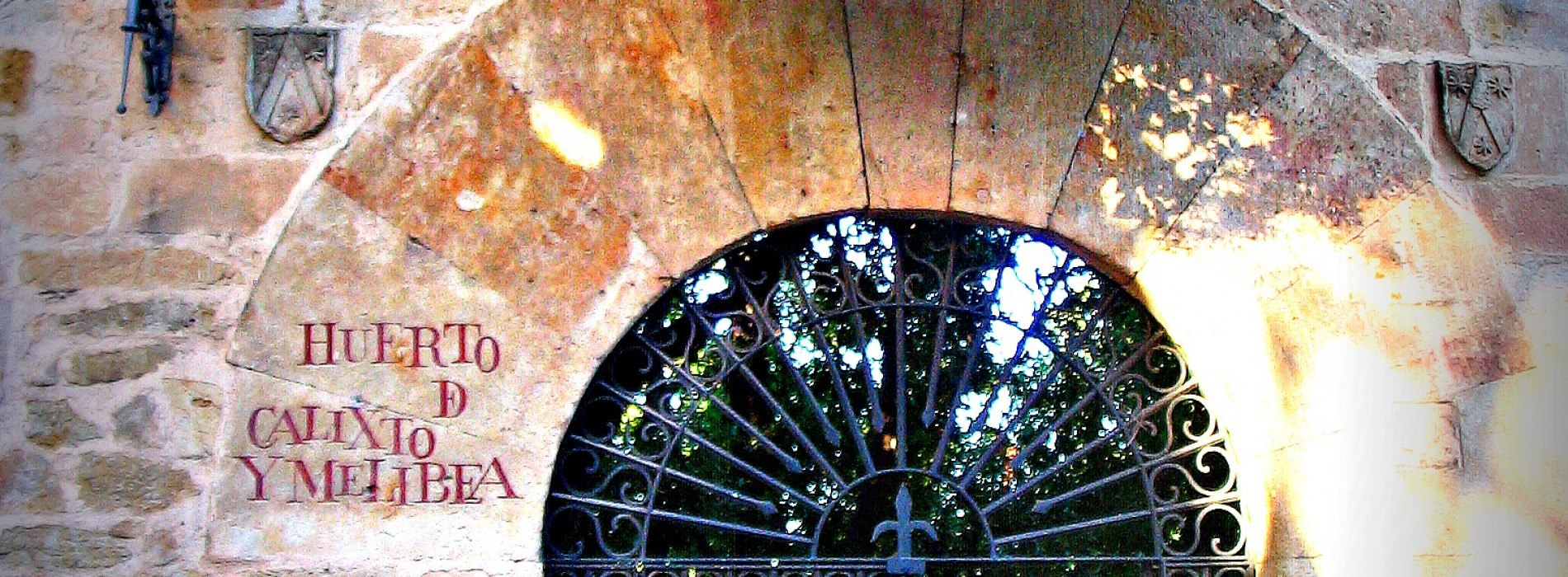 El huerto de Calisto y Melibea