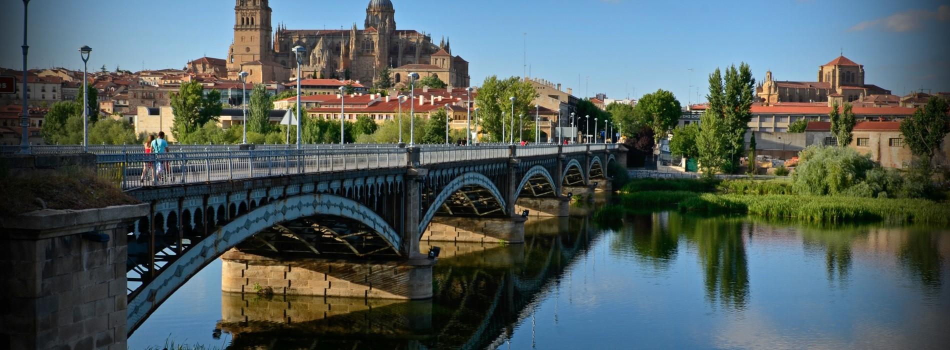 Qué visitar en Salamanca