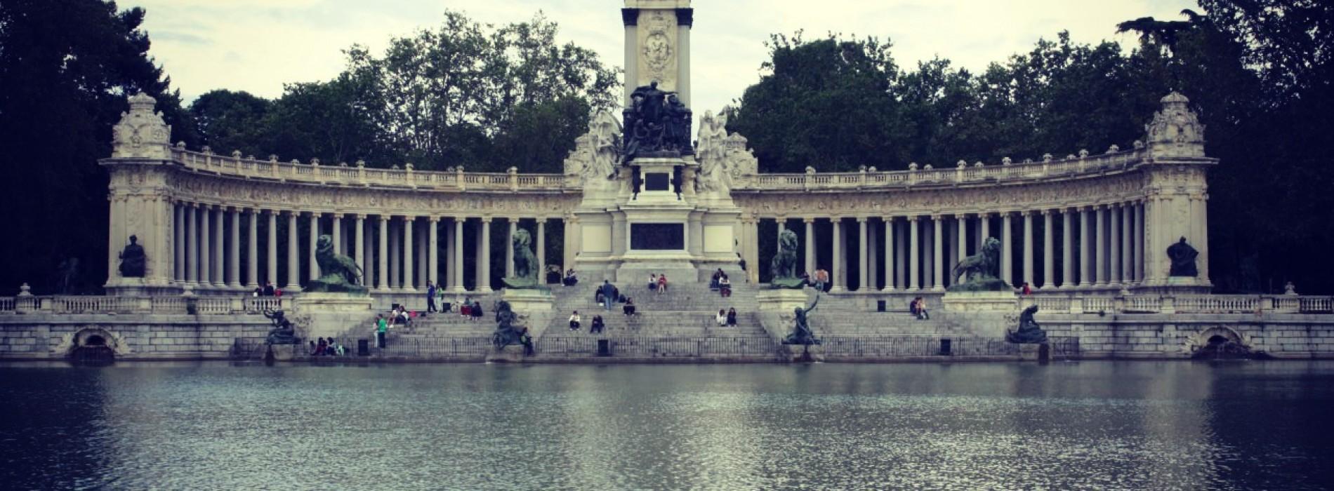 Un puente de naturaleza en Madrid