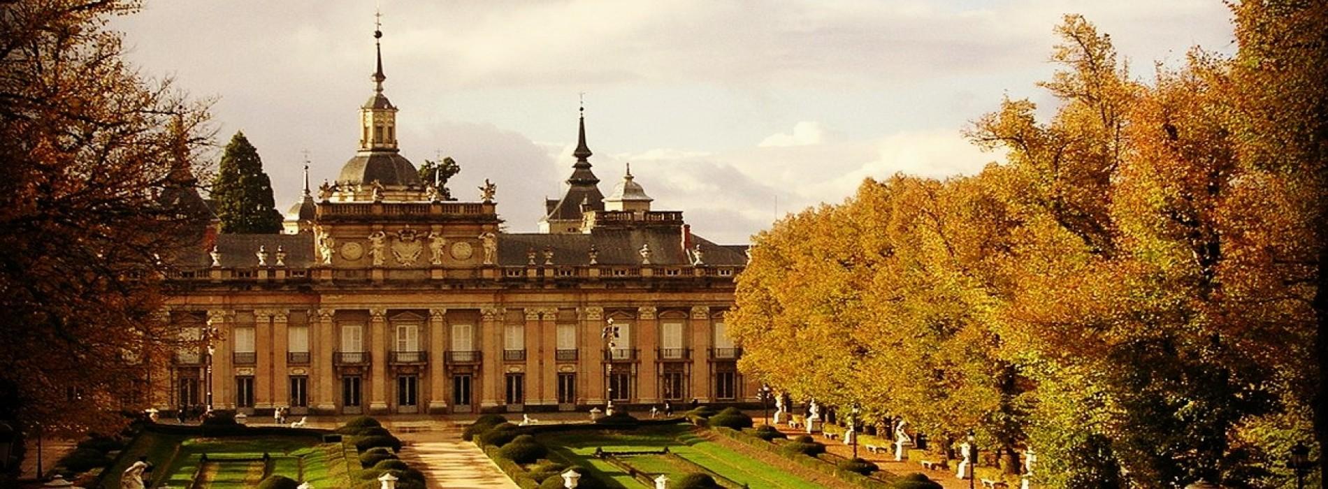 La granja Segovia