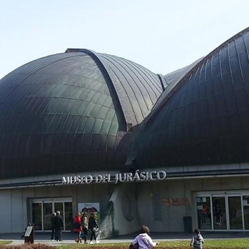 MUJA: Diviértete y viaja en el tiempo en el Museo Jurásico de Asturias