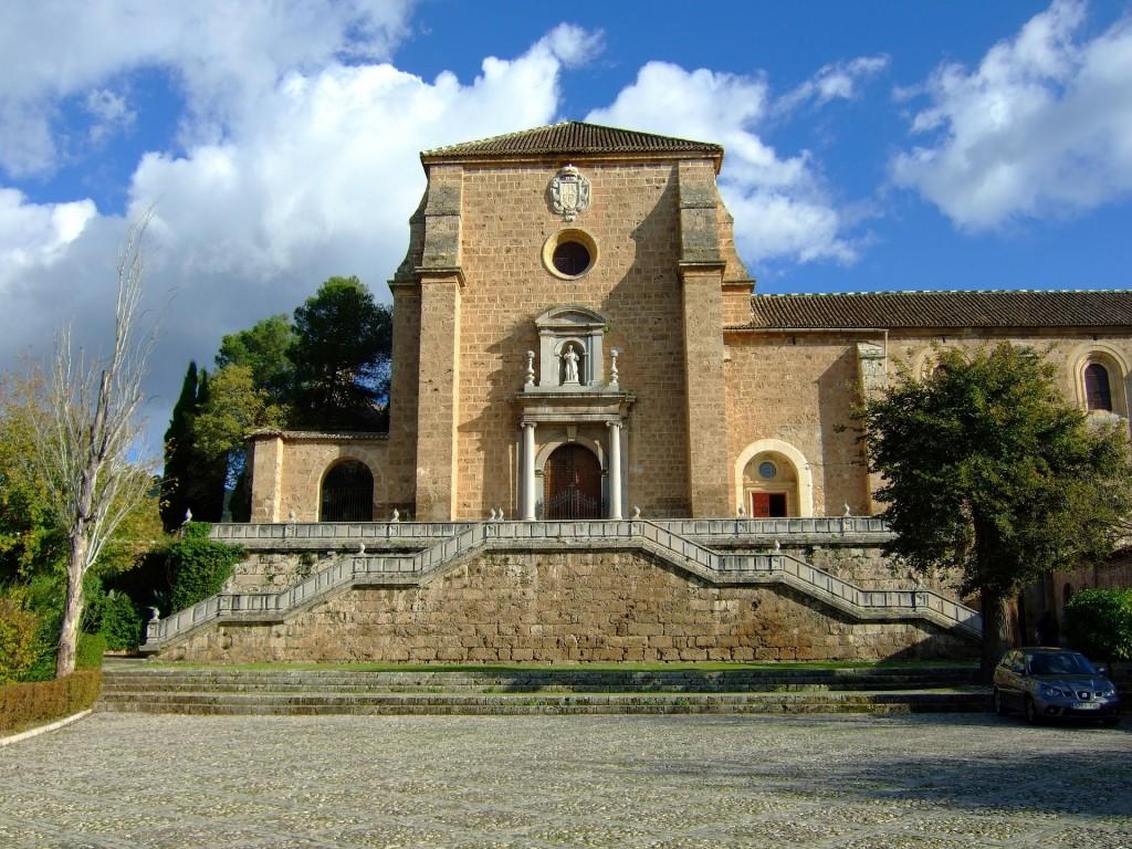 Monasterio de la Cartuja Sevilla