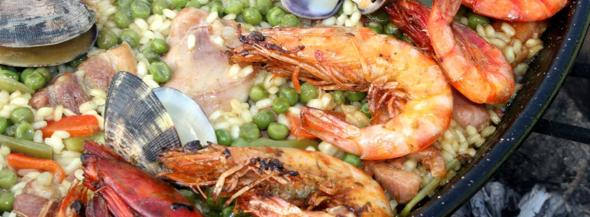 Turismo gastronómico: platos típicos de España