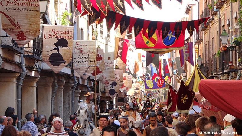 Mercado Medieval en Alcalá de Henares