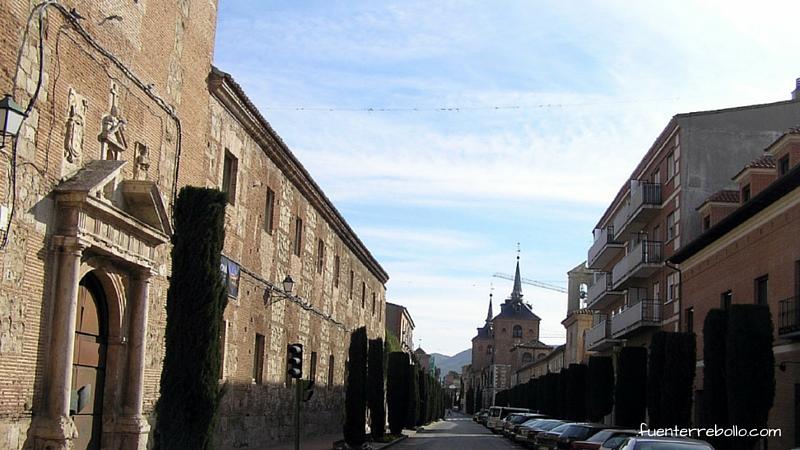Calle Santa Úrsula Alcalá de Henares