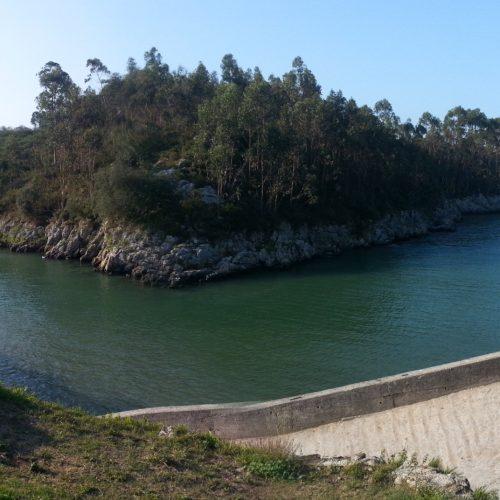 Playas en Asturias: Playa de Guadamía