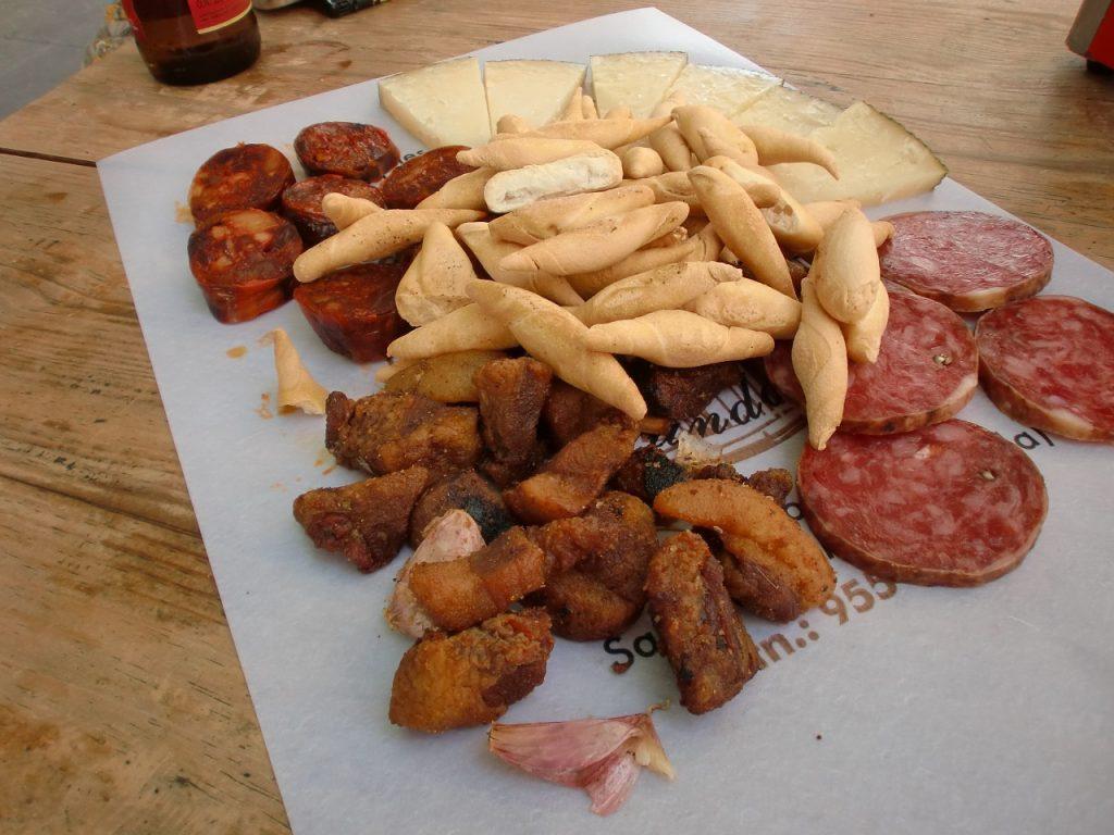 Tapas Típicas de la Gastronomía de Sevilla