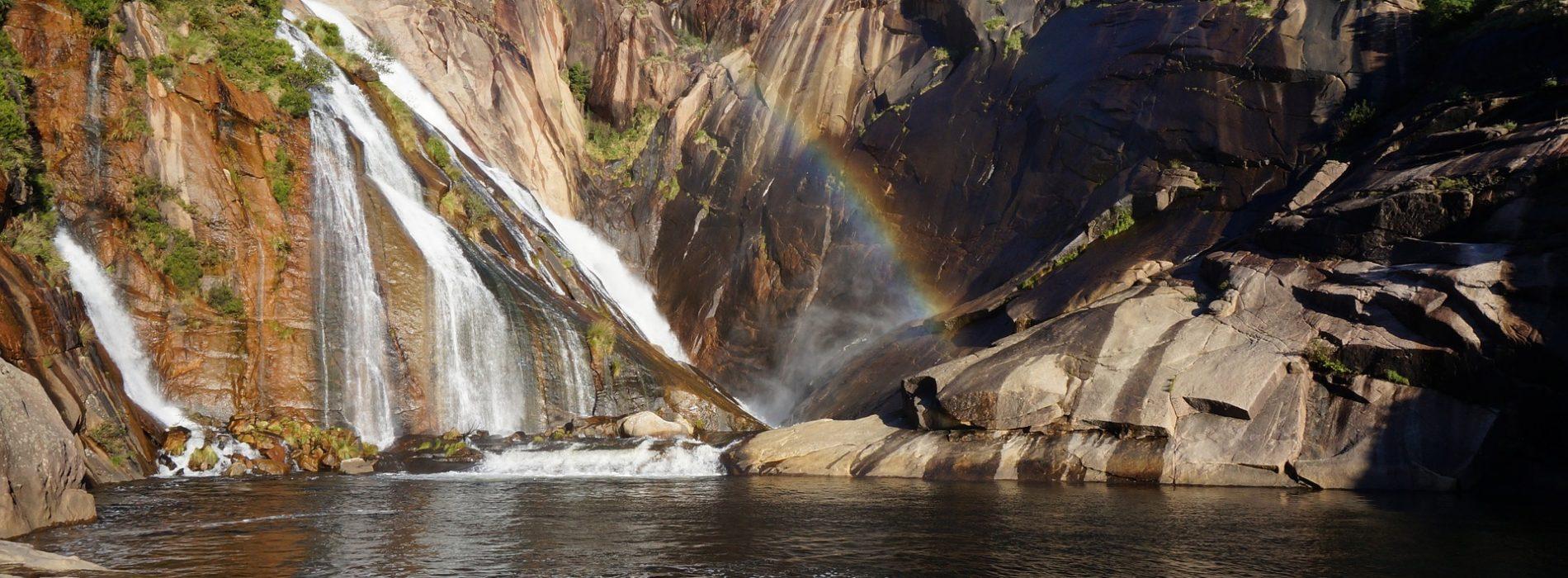 La Cascada de Ézaro: un paraje espectacular del turismo de Galicia