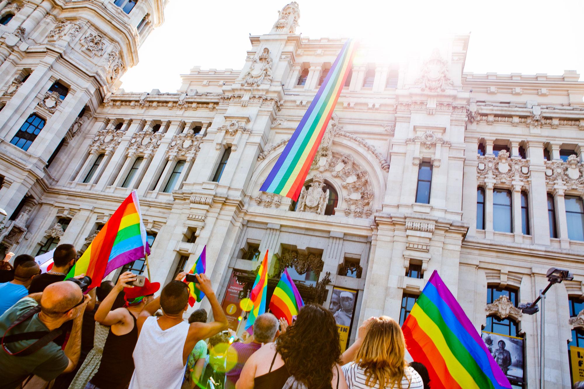 5 Destinos de Turismo Gay en España