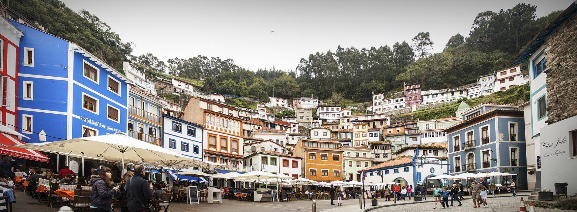 Pueblos con encanto en Asturias: Cudillero
