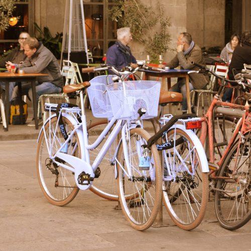 3 rutas para disfrutar de Barcelona en bici