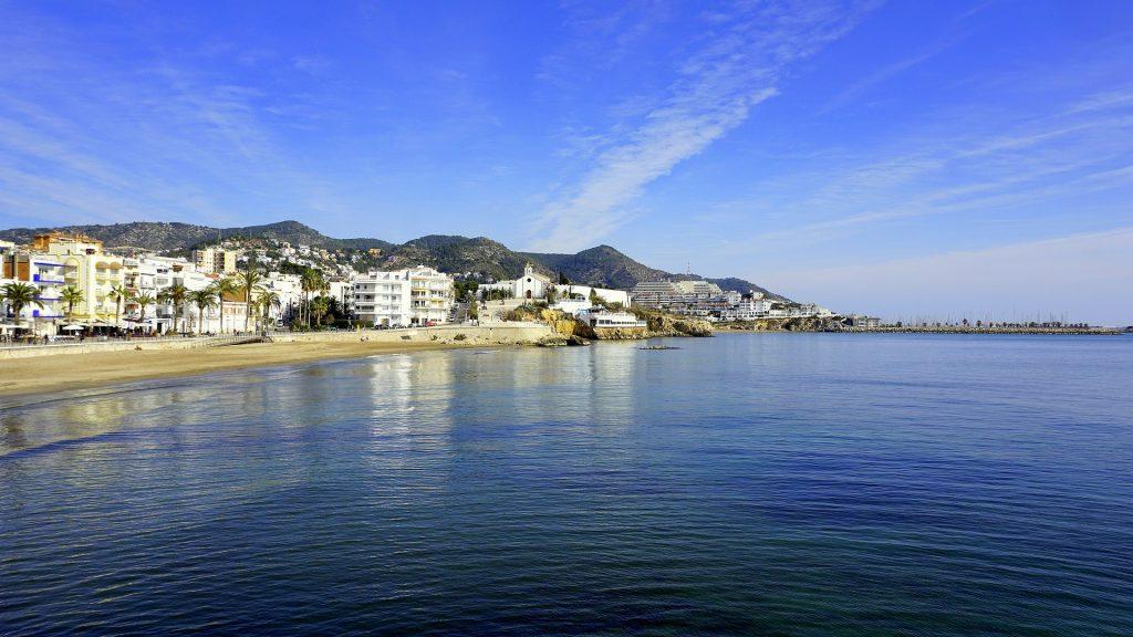 Sitges Barcelona, destino gay y romántico de España