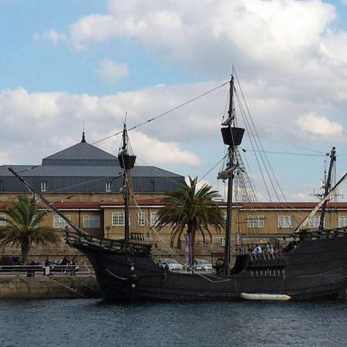 Ferrol, un viaje al Puerto de la Armada Española