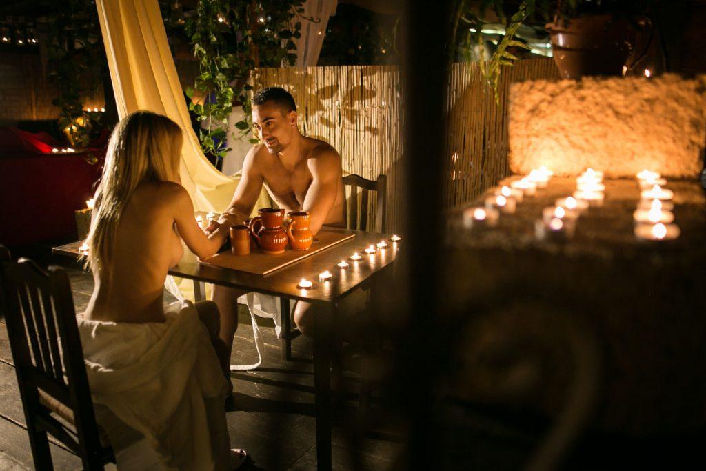 Primer restaurante nudista en Tenerife