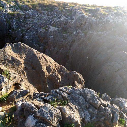 Los bufones de Arenillas en Llanes