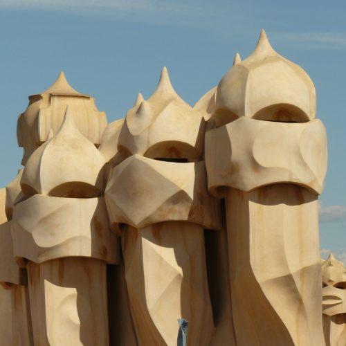 Turismo en Barcelona de la mano de Gaudí
