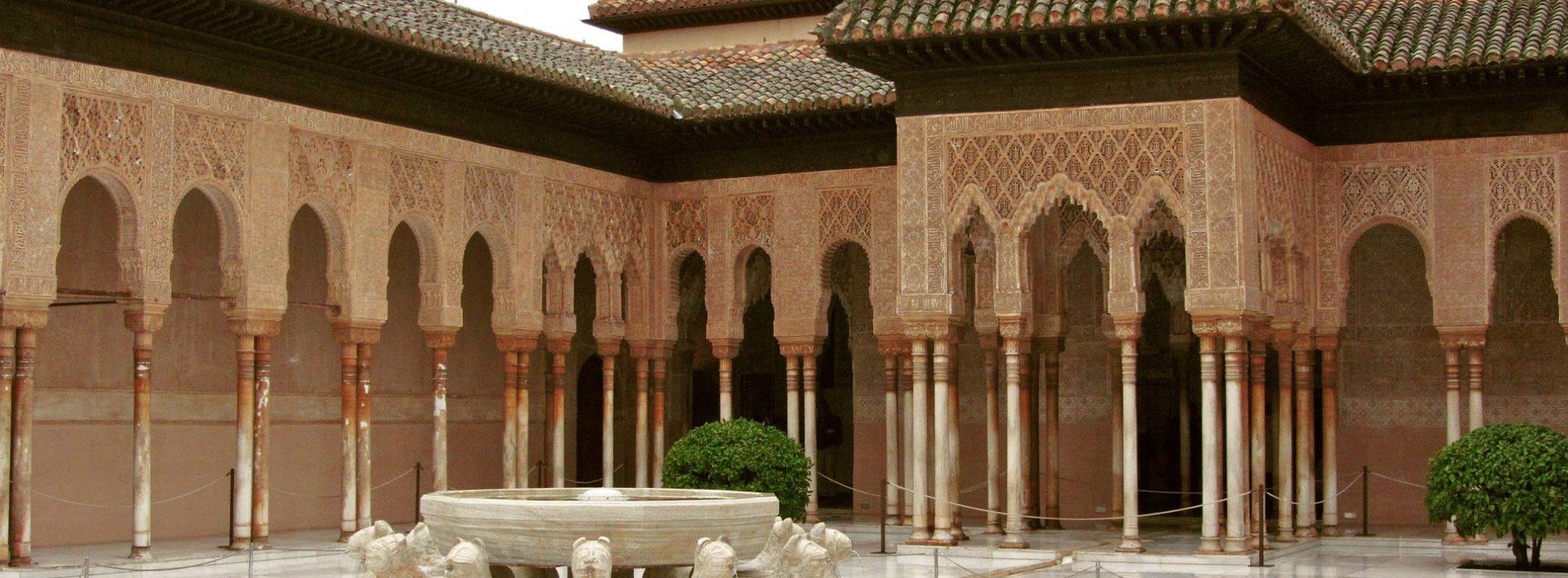 El triángulo Andalusí: La Alhambra, El Alcázar y La Alcazaba