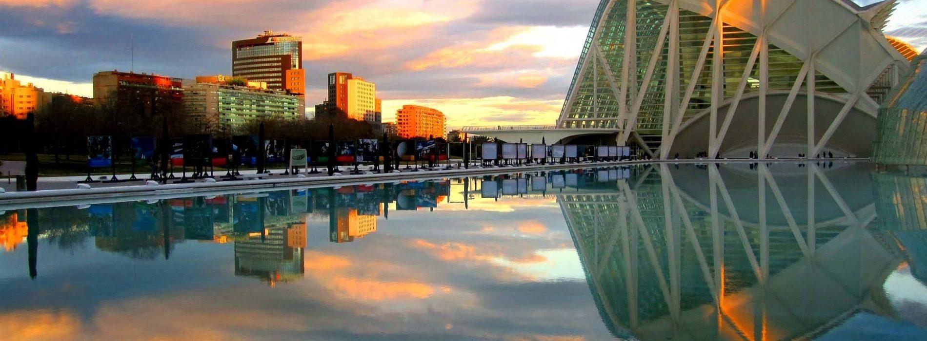 Cinco planes para hacer en Valencia. ¡Y amunt!