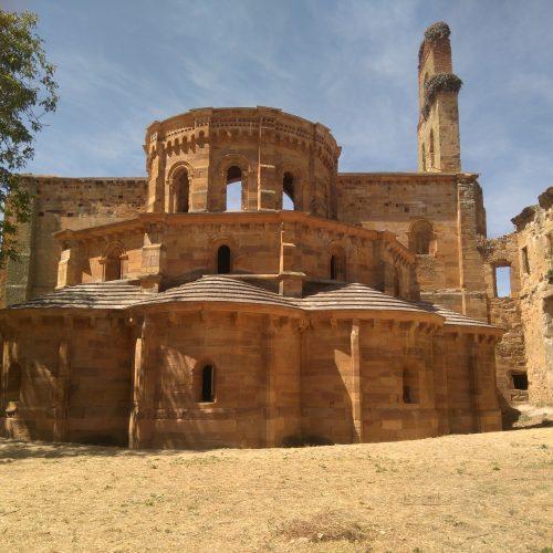 Qué ver en Zamora: El Monasterio de Moreruela