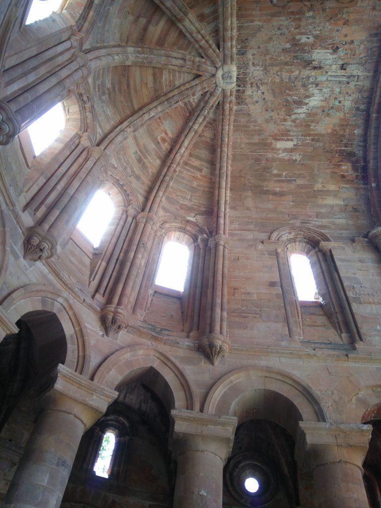 Capilla del Monasterio de Moreruela