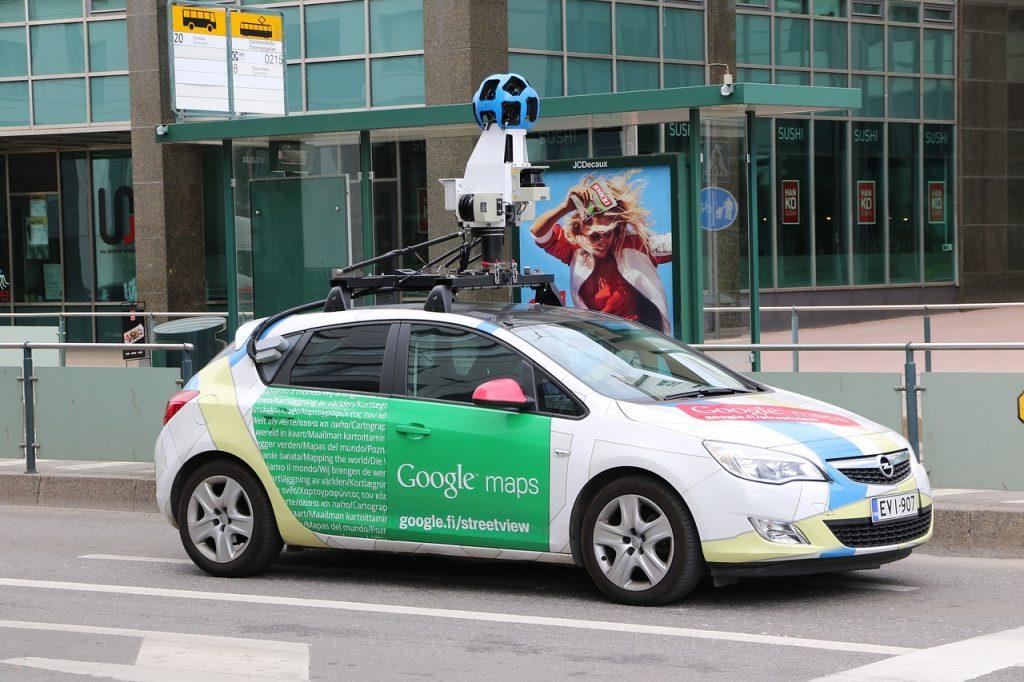 Viajar con Google