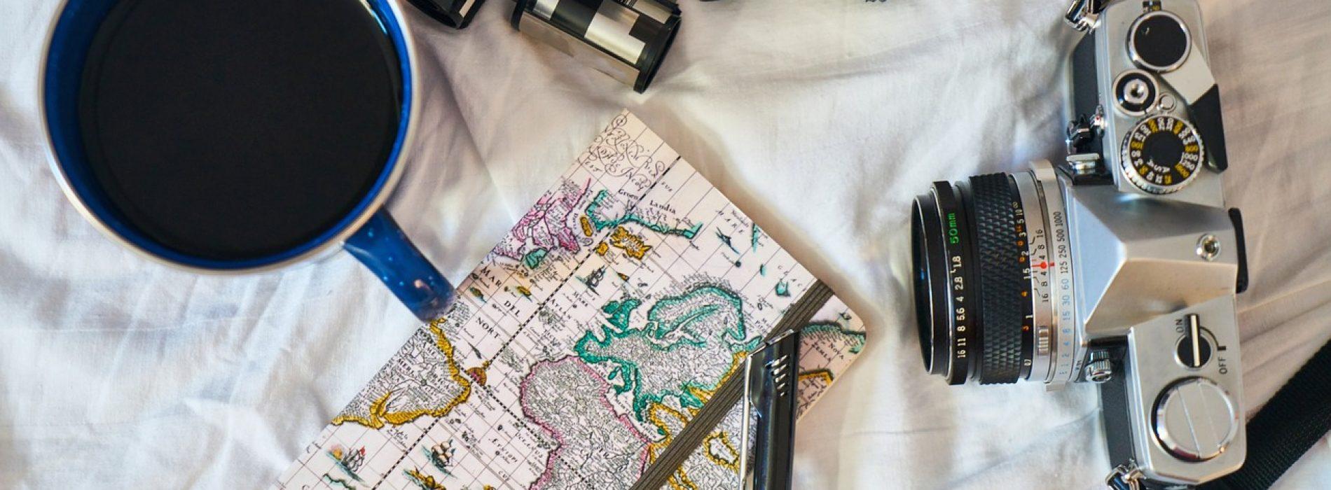 Películas de viajes: vacaciones desde el sofá