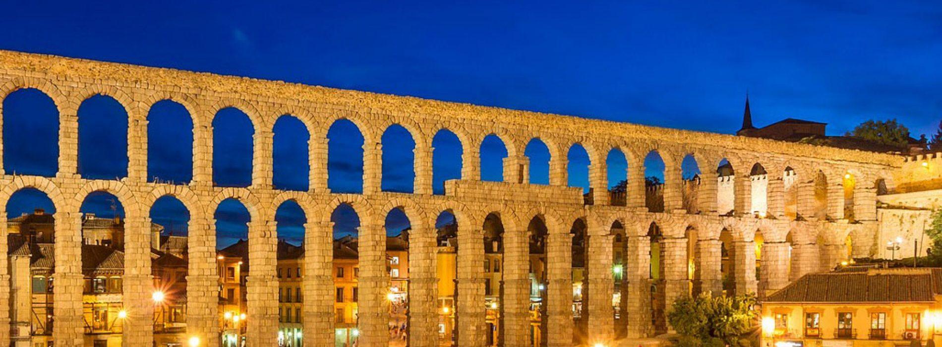 Segovia imponente: un Acueducto con historia