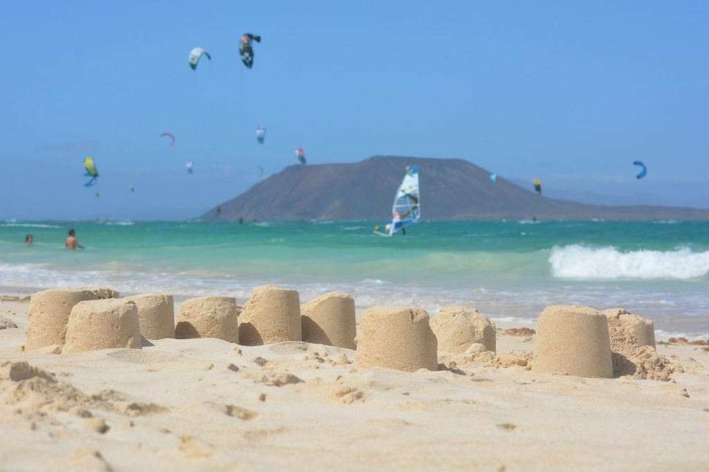 Corralejo, una de las mejores playas de España