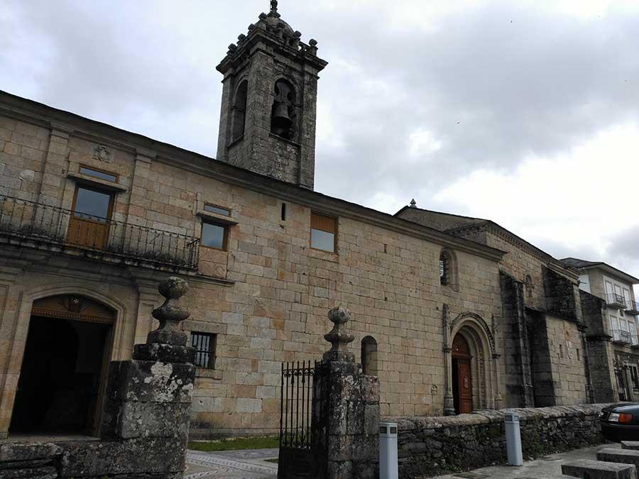 Albergue monasterio de La Magdalena.