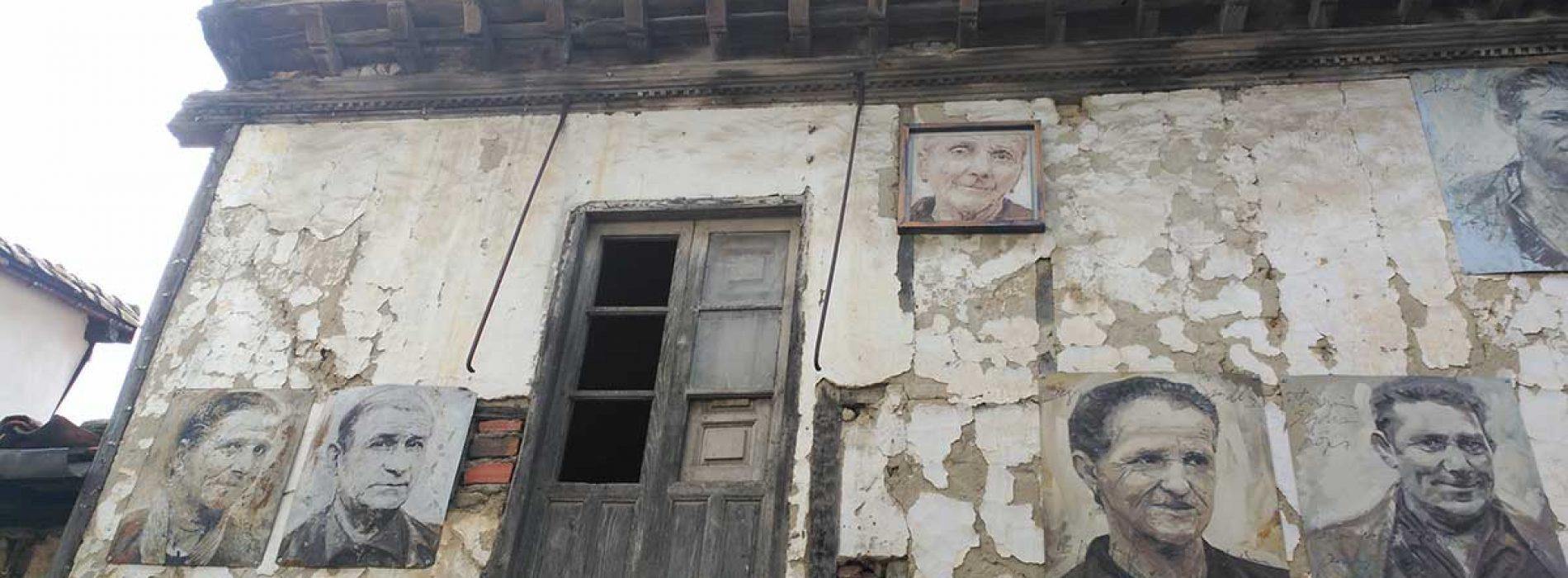 Mogarraz: el pueblo salmantino de los retratos