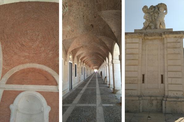 Palácio Real de Aranjuez: Detalles