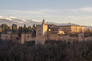 Granada en Instagram