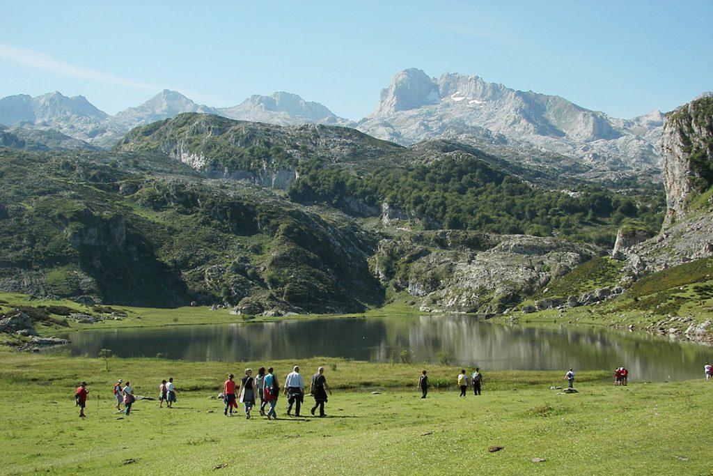 Vacaciones en España: Lagos de Covadonga