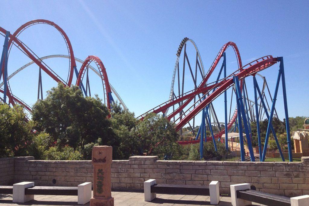 Parques atracciones España: Port Aventura