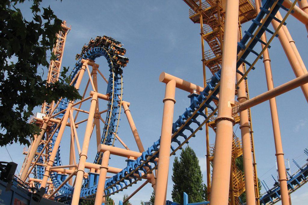 Parques de atracciones en España: Parque Warner