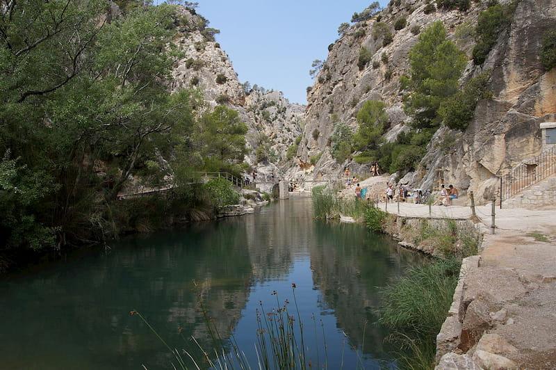 La Fontcalda en Tarragona