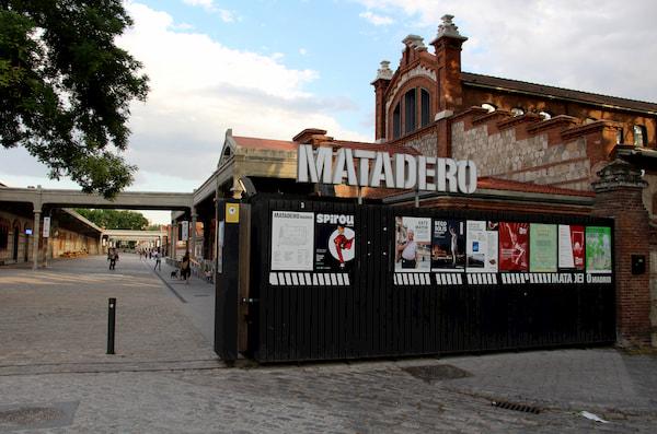 Matadero, en Madrid