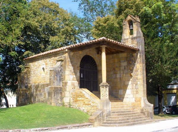 Capilla de Santa Cruz en Cangas de Onís