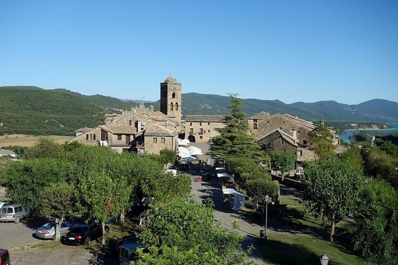 Ainsa en Huesca