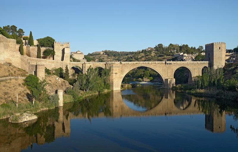 Toledo en Castilla la Mancha
